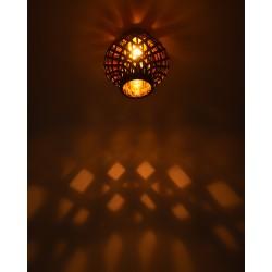 Kovana luč Rustica