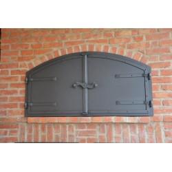 Vrata za kamin